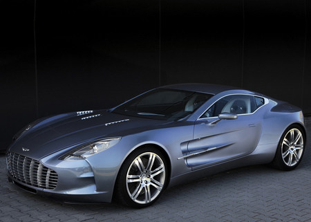 Aston Martin One 77 2010 1280 03