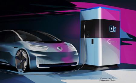 Volkswagen Bateria Portatil Coches Electricos