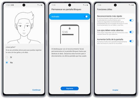 Samsung Galaxy S10 Lite S10 Biometria Reconocimiento Facial