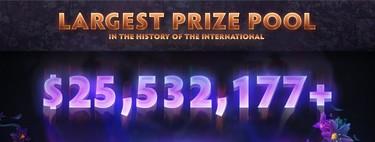 The International 2019 hace historia en los esports: más de 25'5 millones de dólares en premios