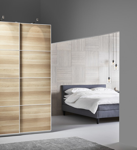 cama y armario