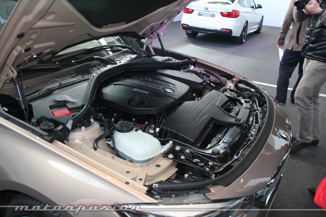 Foto de BMW Serie 3 GT (Presentación estática) (34/43)