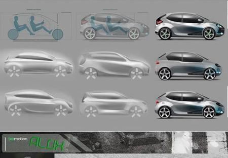 BioMotion Alux Concept Rigoletti