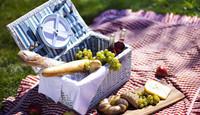 Esta primavera, sal de picnic con las cestas de toda la vida
