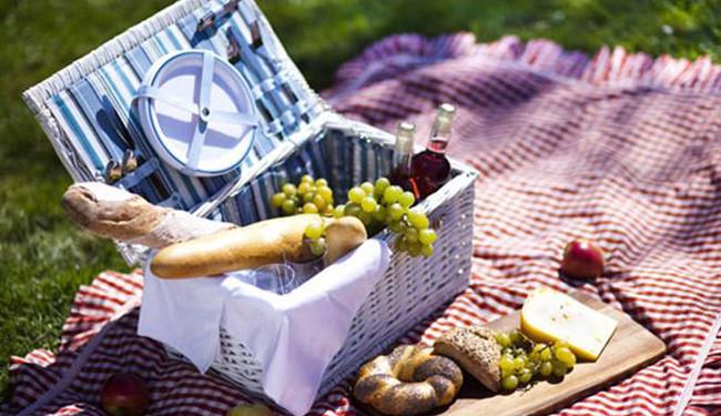 Cestas de picnic tradicionales - 1