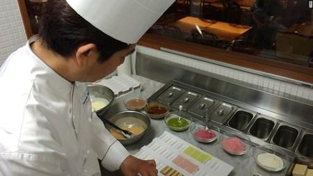 Kitkat Chef Takagi