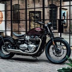 Foto 4 de 32 de la galería triumph-bonneville-bobber-2017-1 en Motorpasion Moto
