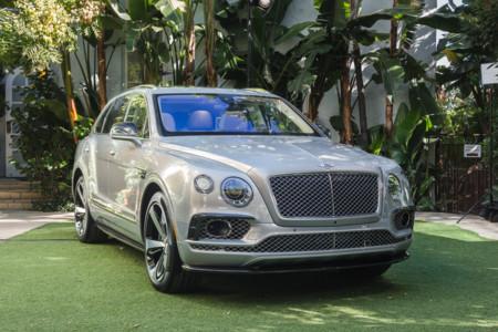 Bentley Bentayga First Edition. Tranquilo, que solo habrá 608 unidades