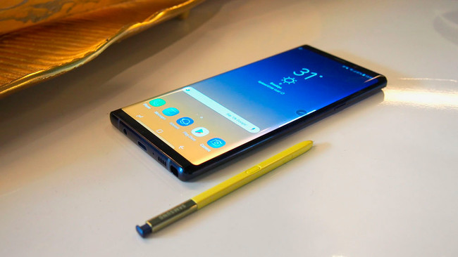 Samsung Galaxy Note 9: más batería para 6,4 pulgadas, un S Pen vitaminado y 1 TB de almacenamiento posible