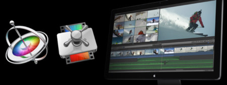 Motion 5.1 y Compressor 4.1, Apple actualiza también sus otras apps para temas de edición de vídeo