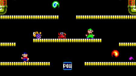 Los campeones del mundo de Mario Bros. se unen para lograr un nuevo récord cooperativo jugando cada uno desde su casa