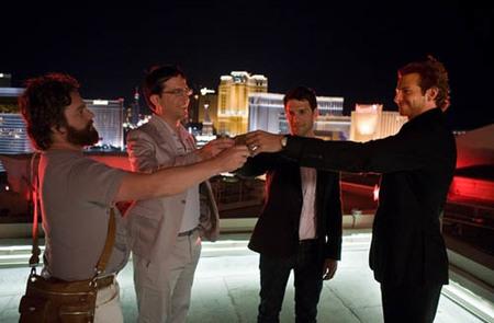 'Resacón en Las Vegas', rebelándose contra la madurez