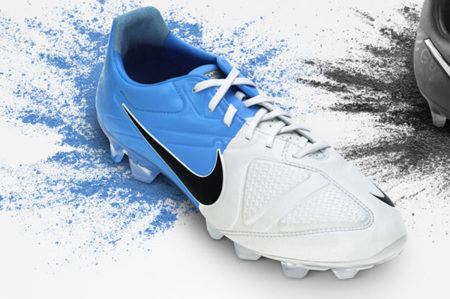 the latest a0b13 f7def The Nike Clash Collection azul
