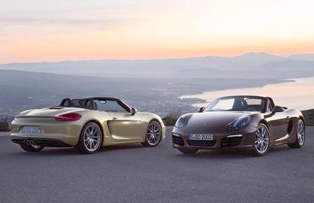 Porsche Boxster y Porsche Boxster S