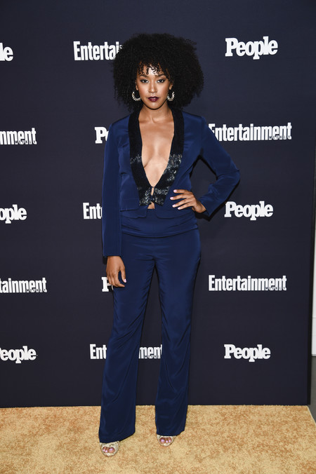 people entertainment weekly fiesta look estilismo outfit corbin reid
