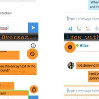 Oversec añade un cifrado extra a tus aplicaciones de mensajería