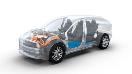 """Confirmado: el primer coche 100% eléctrico de Subaru será un SUV que llegará a Europa """"en la primera mitad de la década"""""""