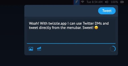 Twizzle Free Desktop App For Twitter Dm Tweeting From The Menu Bar Product Hunt