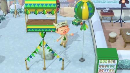 Animal Crossing: New Horizons: cómo conseguir el Set de emociones Carnaval