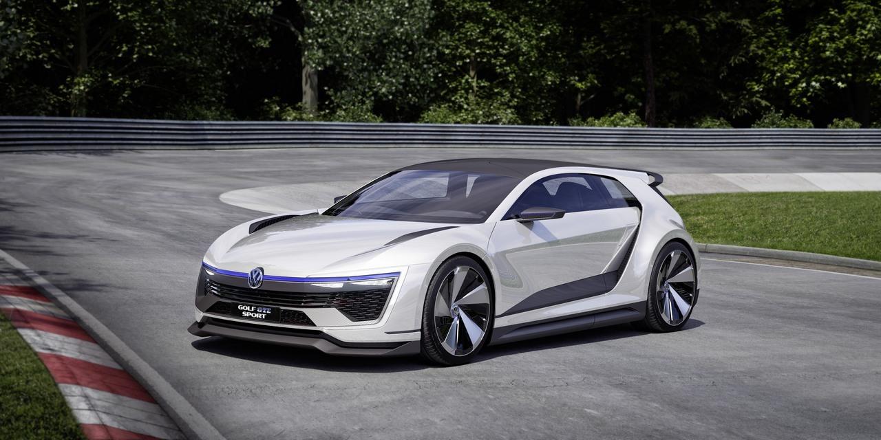 Foto de Volkswagen Golf GTE Sport Concept (43/43)