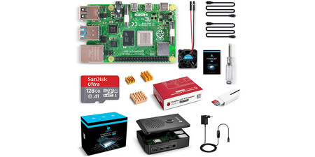 Pack Raspberry Pi 4