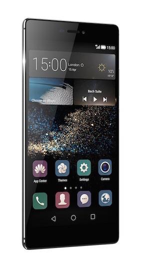 Huawei P8, la empresa china quiere sobresalir en la gama alta de smartphones