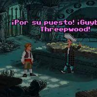 El demake de The Curse of Monkey Island está cada vez más cerca de ver la luz