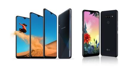 Samsung y LG por fin planean competir en la gama media con especificaciones y precio, esta será su apuesta para finalizar 2019