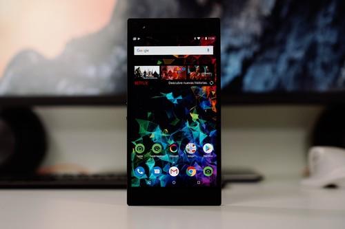 Razer Phone 2, análisis: el mundo a 120 Hz y toda potencia es mejor