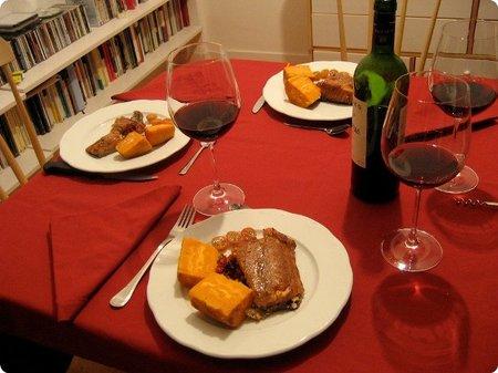 Qué cenar para engordar lo menos posible
