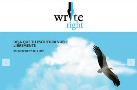 WriteRight, un editor Markdown con consulta de sinónimos y antónimos integrada