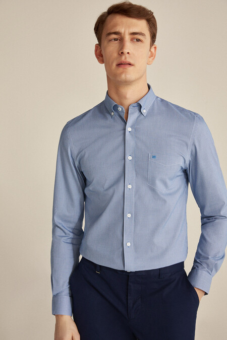 Camisas Pedro Del Hierro 1
