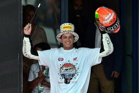 Michael van der Mark: el nuevo campeón holandés