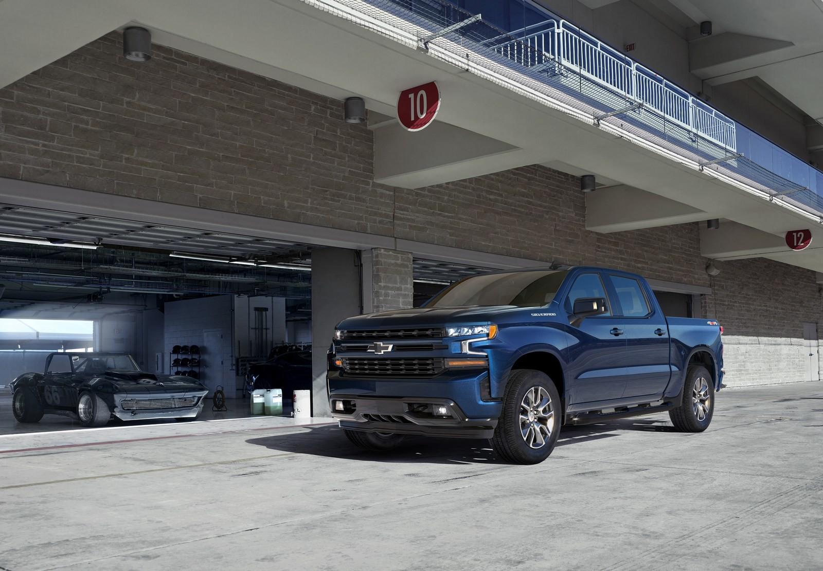 Foto de Chevrolet Silverado 2019 (7/17)