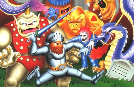 Retroanálisis de Ghosts'n Goblins, uno de los juegos más crueles y frustrantes de Capcom