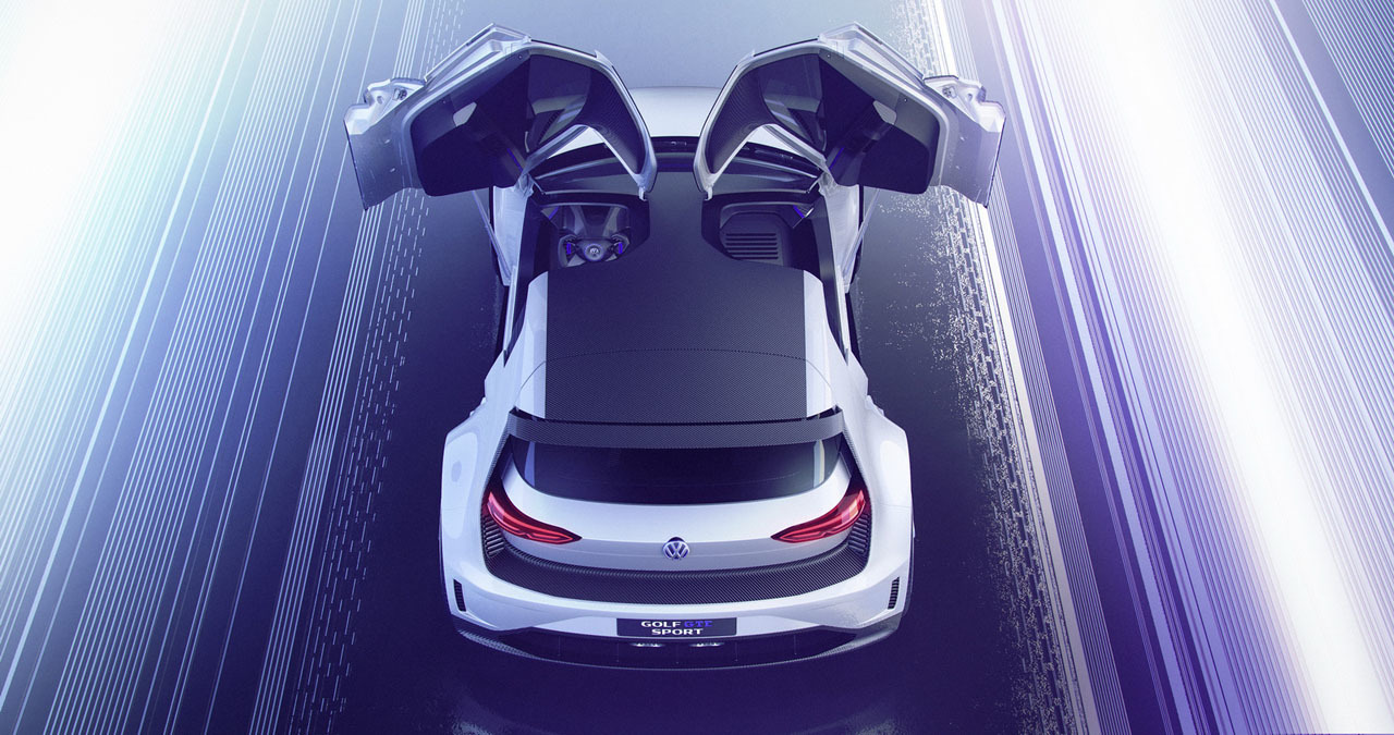 Foto de Volkswagen Golf GTE Sport Concept (13/43)