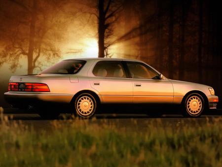 Lexus LS 400 (1989)