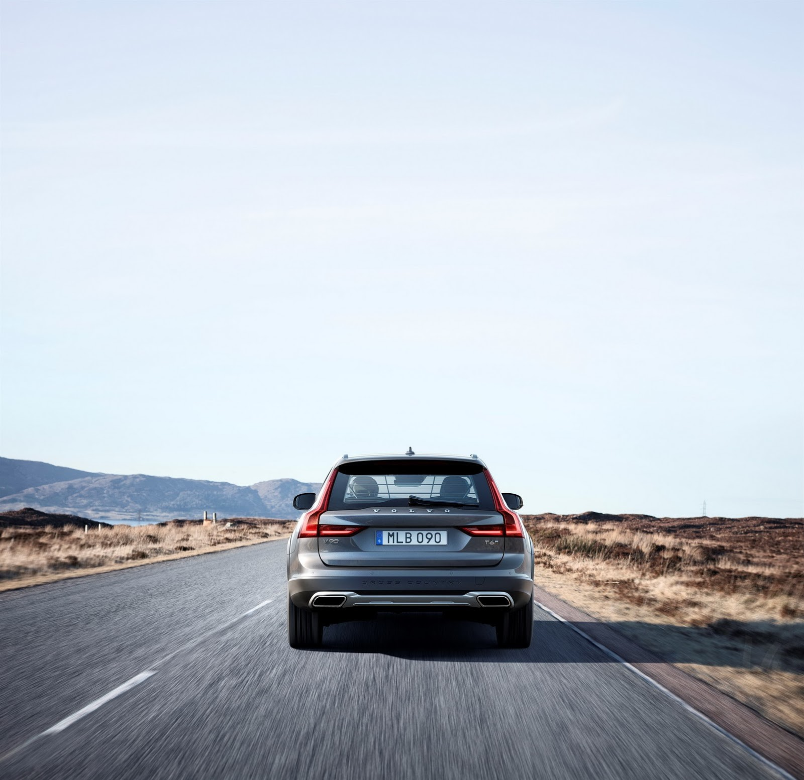 Foto de Volvo V90 Cross Country (9/24)