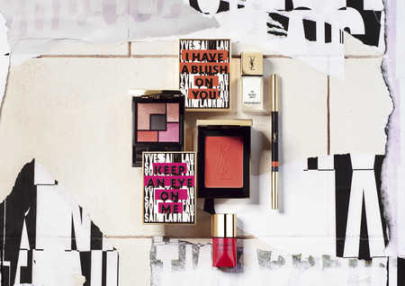 Spring Look Still Life Dp Ysl