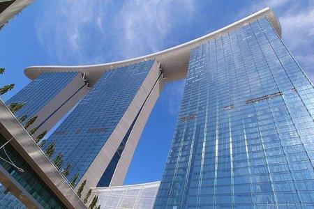 Marina Bay Sands: Un diseño extravagante para el hotel más caro del mundo