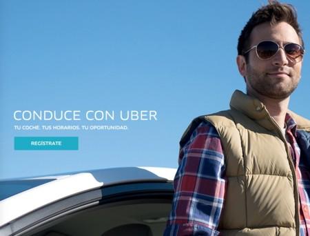 Uber volverá a operar en España lanzando UberX en 2016