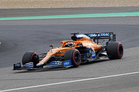 Sainz Nurburgring F1 2020