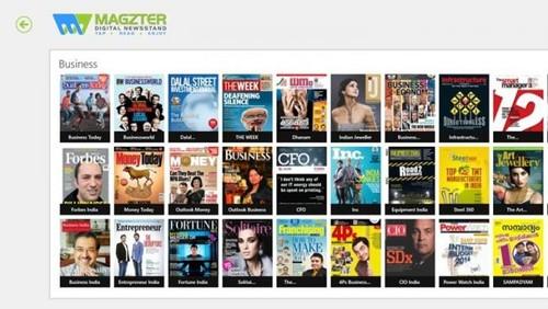 """Magzter quiere ser el """"Spotify de las revistas"""" pero su catálogo necesita mejorar"""