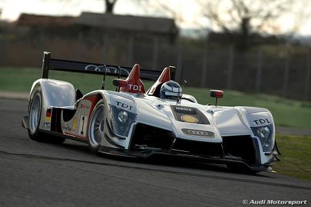 Audi presenta el R15 TDI