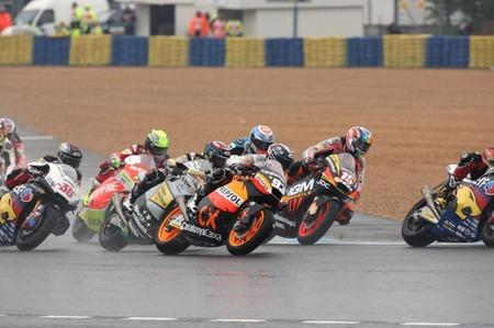 Moto2 en Francia 2012