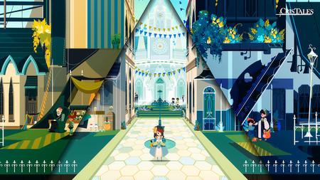 Noviembre es el mes elegido para el lanzamiento del prometedor RPG Cris Tales