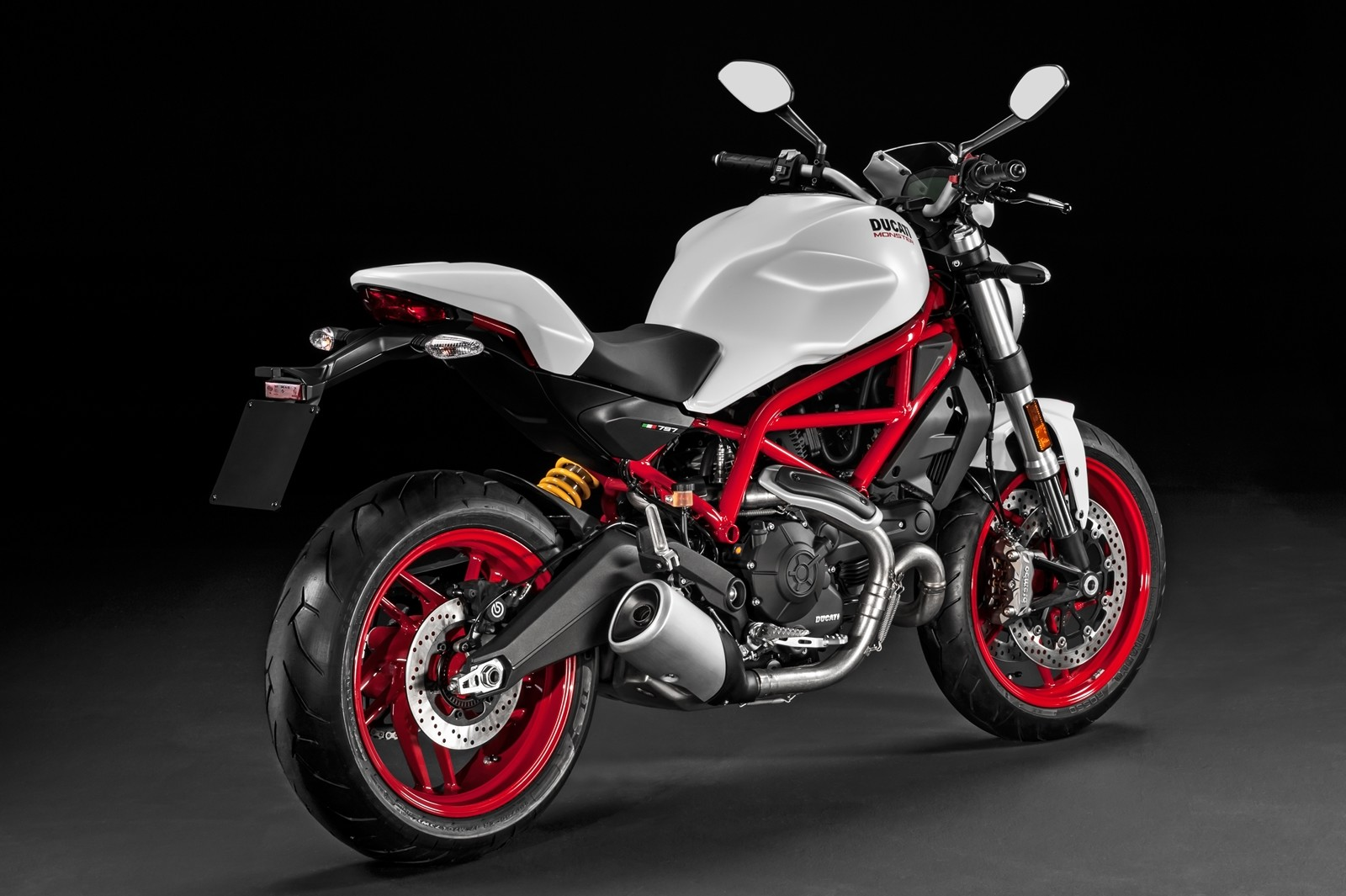 Foto de Ducati Monster 797 (60/68)
