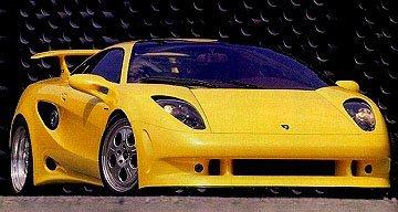 Lamborghini Italdesign Cala