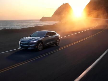 Ford Mustang Mach-E autonomía