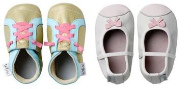 Bobux: zapatitos de cuero ecológico para bebés